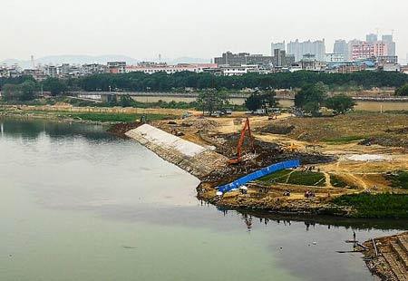 南宁市城市二次供水改造项目正式启动